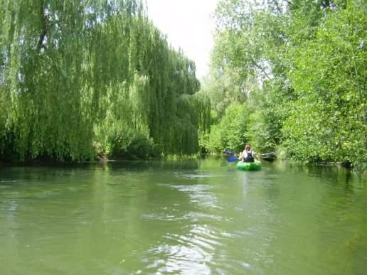 Canoe biplace