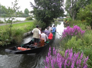En Barque collective 12 personnes