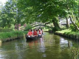 Barque collective 12 personnes